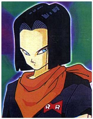 MBTI enneagram type of C17/Android 17