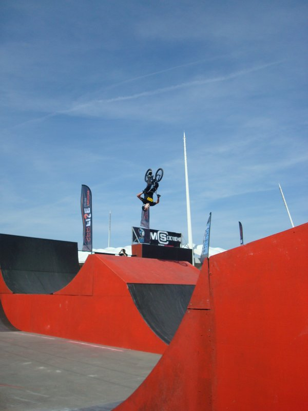 Photo du &quot;SFR FISE XPERIENCE SERIES 2013&quot;  Reims